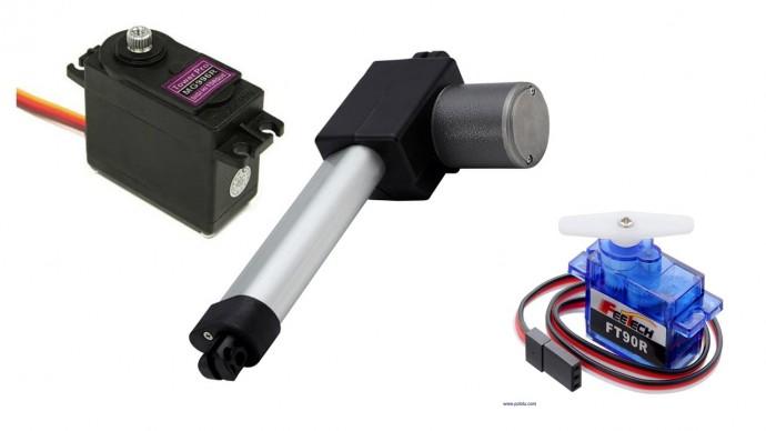 ПЛК: Контроллер теплицы (полива, аквариума, террариума, инкубатора) на ардуино - Часть 3(моторы) - в