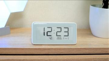 ОБЗОР метеостанции Xiaomi Mijia Temperature And Humidity Electronic Watch ► УМНЫЕ ЧАСЫ СЯОМИ - в