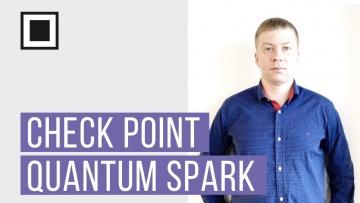Сетевая безопасность для больших и маленьких предприятий - решения Check Point Quantum Spark