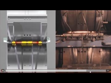 АСУ ТП: Компьютерное моделирование технологических процессов обработки металлов давлением и термообр