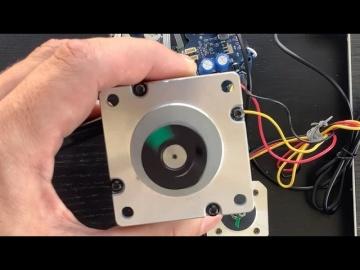 ПЛК: Astra Linux: Управление бесколлекторными двигателями - видео