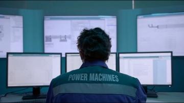 АСУ ТП: Система предиктивной диагностики «Силовых машин» - видео