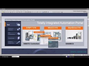 ПЛК: TIA Portal - видео