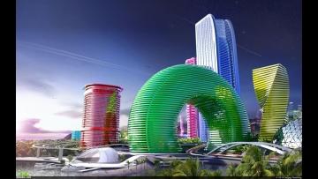 Умный город: В каких городах будущего мы будем жить? Города будущего уже реальность! - видео