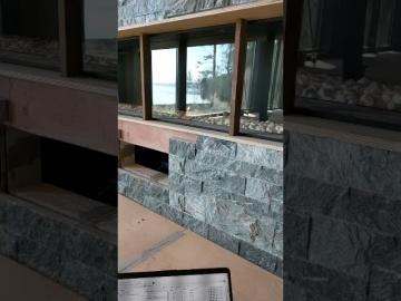 Умный дом: Умный камин - видео