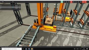 Автоматизация складов - видео